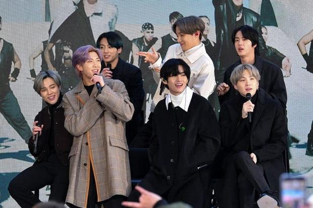 BTS Sapu Bersih Tangga Lagu iTunes di Seluruh Dunia
