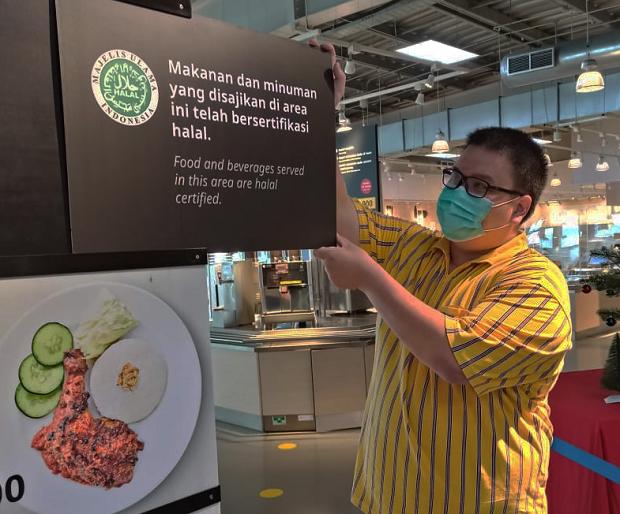 Menu Swedish Meatball Ikea Indonesia Bersertifikasi Halal Lho!