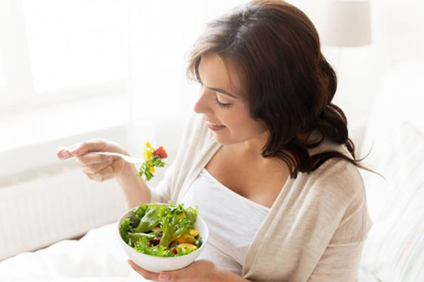 Makanan Sehat untuk Trimester Pertama Kehamilan