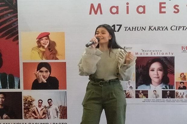 Maia Estianty Suka Cara Citra Scholastika Nyanyikan TTM