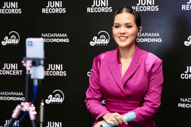Penampilan Raisa di Unite ON: Live Concert Dapat Sambutan Positif