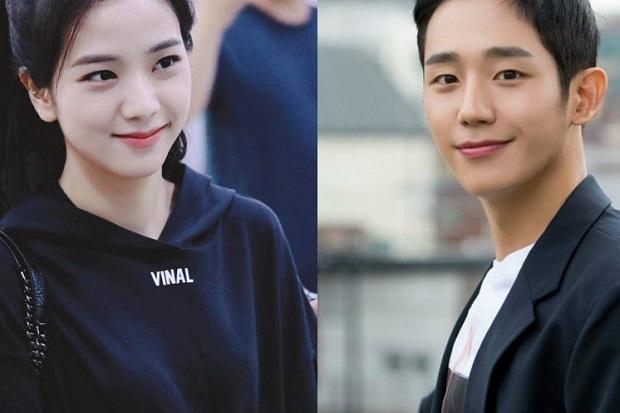 Jisoo BLACKPINK dan Jung Hae In Berhenti Syuting Drama Snowdrop
