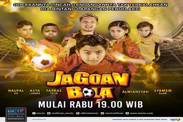 """""""Jagoan Bola"""", Syamsir Alam Jadi Pelatih di Sinetron Baru MNCTV"""
