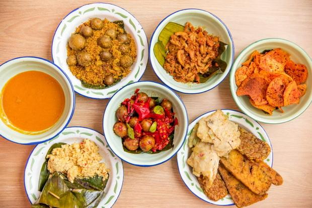 Manjakan Vegetarian, Loka Padang Sajikan Makanan Olahan Nabati