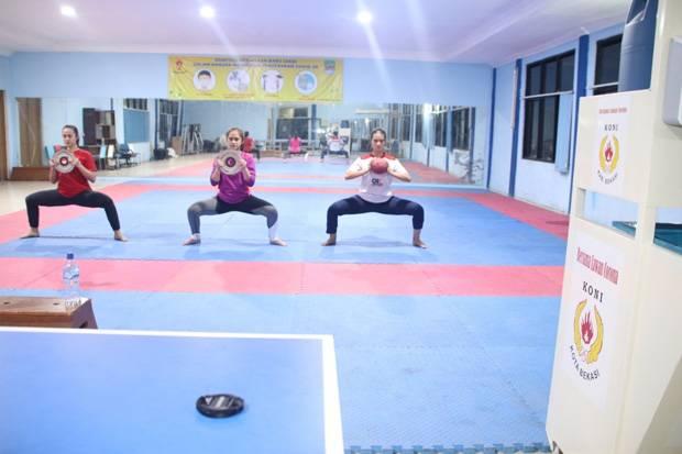Ratusan Atlet di Bekasi Diimbau Patuhi Protokol Kesehatan