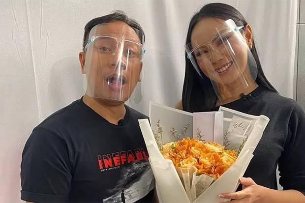 Vicky Prasetyo Sebut 21-2-2021 Tanggal Pernikahan dengan Kalina Ocktaranny