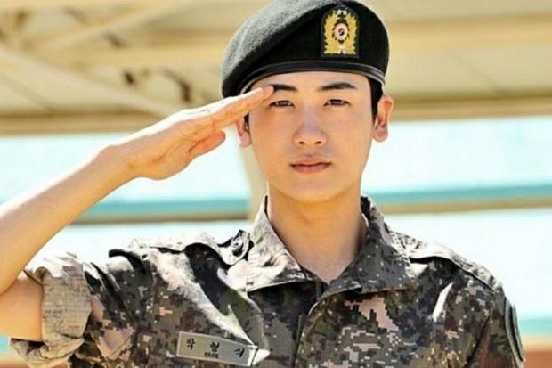 Dapat Libur Panjang, Park Hyung-sik Segera Bebas Wamil