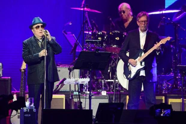 Eric Clapton dan Tim Van Morrison Bikin Single Anti-Lockdown, Stand and Deliver