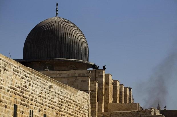 Arab Saudi-Israel Mesra, Yordania Cemaskan Nasib Masjid al-Aqsa