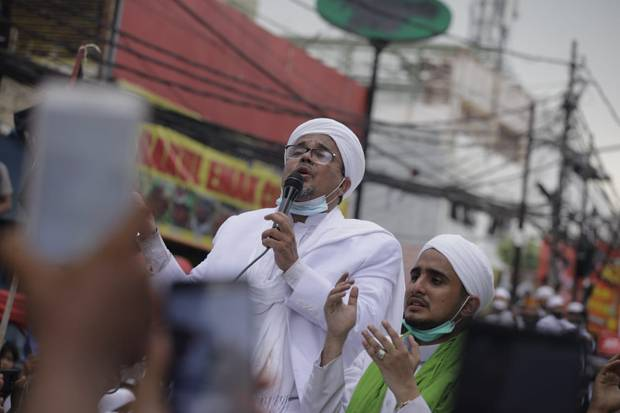 Hasil Swab Test Sudah Keluar, Habib Rizieq Minta Tidak Dipublikasikan ke Masyarakat
