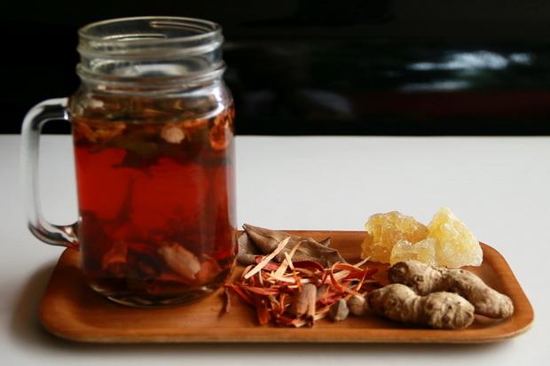 7 Minuman Herbal yang Dapat Perkuat Daya Tahan Tubuh