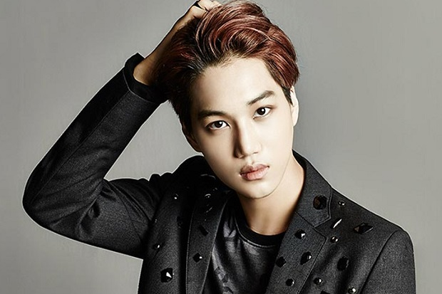 Kai EXO Membuka Hati Fans lewat Album KAI