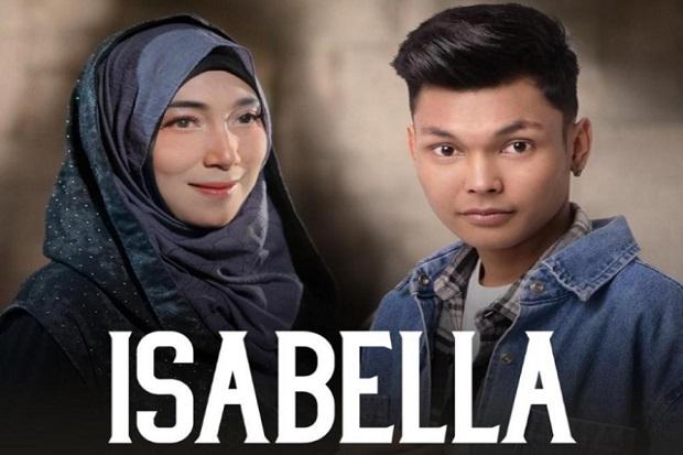 Duet, Inka Christie dan Adlani Rambe Ubah Lagu Isabella