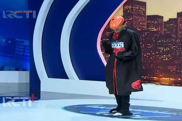Anang Tertawa Ngakak Lihat Peserta Idol Pakai Kostum Akatsuki di Serial Naruto