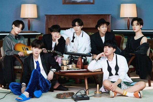 BTS Puncaki No. 1 Billboard Global 200 dan Bglobal 200 Excl