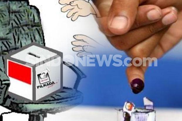 Partisipasi Pemilih di Pilkada Pangkep Capai 83,29 Persen