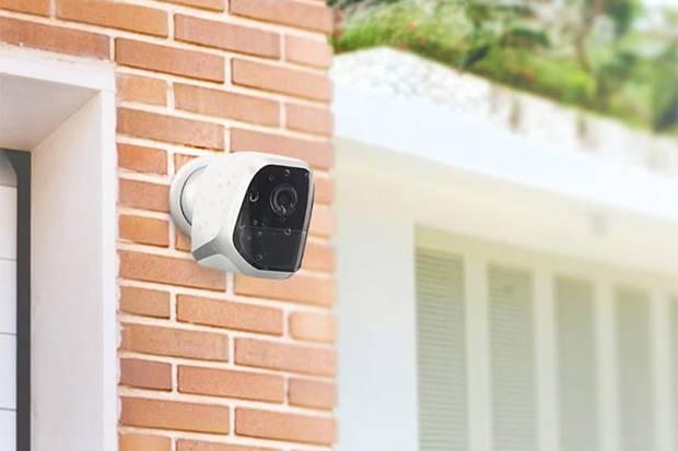 Semakin Aman di Rumah dengan Dukungan Teknologi Pintar Aqila
