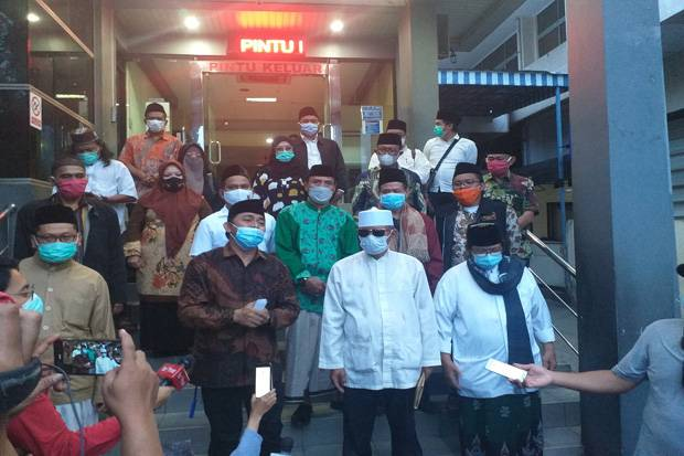 Lapor ke Polda Metro, Barisan Ksatria Nusantara: Gara-gara Lidah Munarman Masyarakat Dibuat Bingung