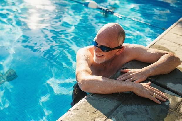 Studi: Berenang Dapat Bantu Cegah Penyakit Kardiovaskular