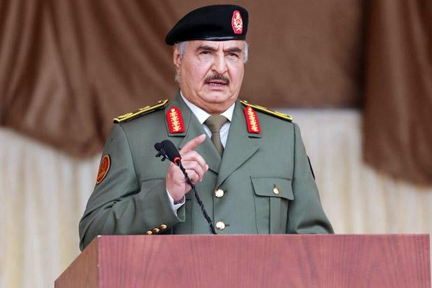 Jenderal Haftar Umbar Ancaman, Pasukan Turki Jadi Target Serangan