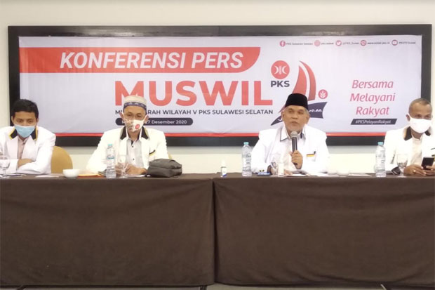 Muh Amri Target Tambah Kursi PKS di DPRD Sulsel dan Menang Besar di Pilkada