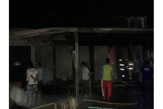 Istri dan Anak Tewas Akibat Kebakaran, Suparno Alami Luka Bakar 80%