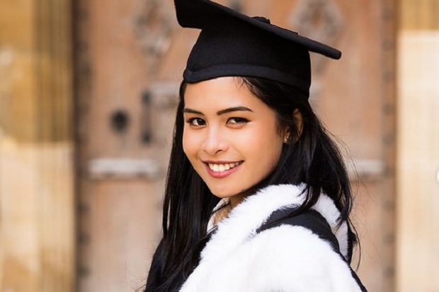 Satu-satunya dari Indonesia, Maudy Ayunda Masuk 100 Artis Tercantik Dunia 2020