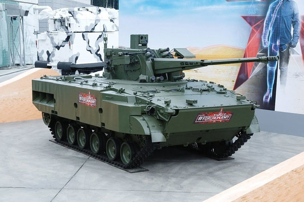 Derivatsiya-PVO, Senjata Baru Pemusnah Drone Buatan Rusia
