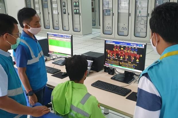 PLN UP3 Cikarang Terjunkan 34 Tim Amankan Kelistrikan di Malam Tahun Baru 2021