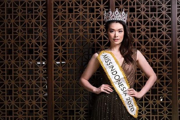 Miss Indonesia 2020 Carla Yules Tatap Miss World 2021