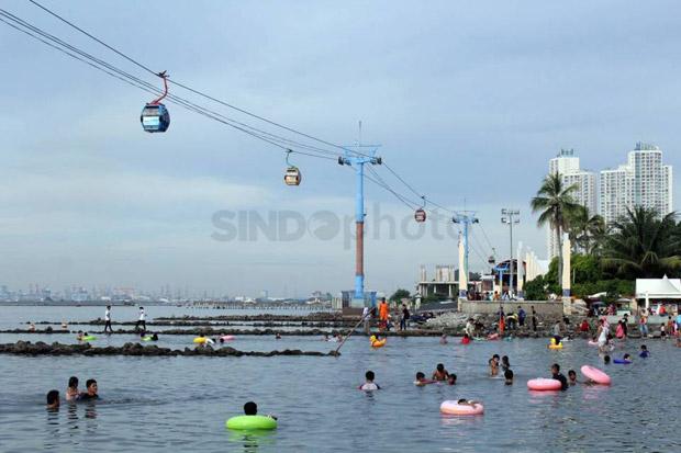 Libur Weekend Awal 2021, Ancol Diserbu 27 Ribu Pengunjung