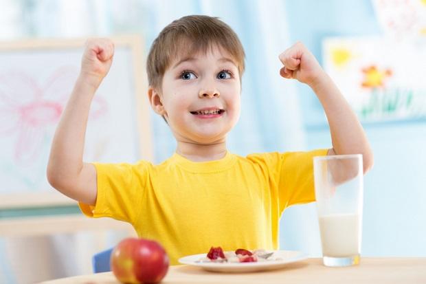 Perlukah Anak Anda Diberi Vitamin?