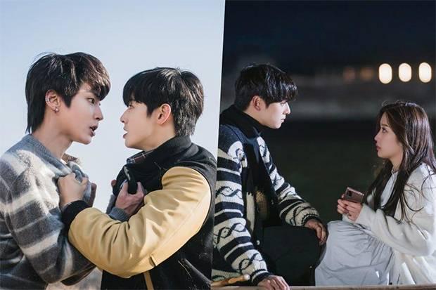Episode 8 True Beauty, Hwang In Yeob dan Cha Eun Woo Bertengkar karena Moon Ga Young