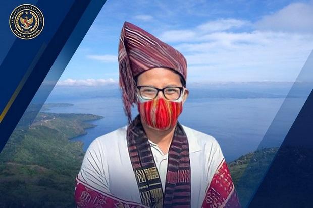 Kemenparekraf Ajak Masyarakat Dukung Wisata lewat Tagar #DiIndonesiaAja
