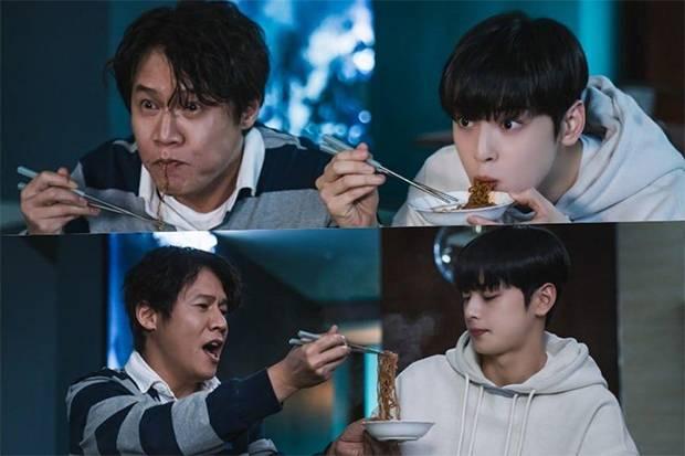 Episode 9 True Beauty, Cha Eun Woo Makin Akrab dengan Ayah Moon Ga Young