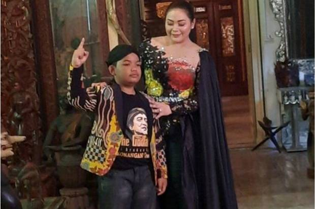 Saka Praja, Putra Almarhum Didi Kempot Obati Kerinduannya di Panggung The Next Didi Kempot GTV