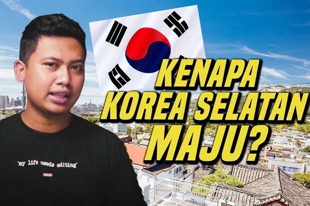 Pernah Lebih Miskin, Ini Alasan Korea Selatan Lebih Maju dari Indonesia