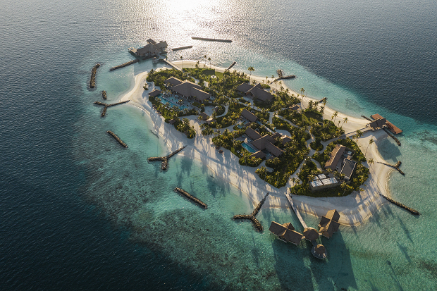 Merasakan Rileksasi dengan Liburan di Pulau Pribadi Itaafushi