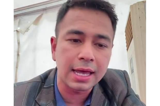 Nongkrong Tanpa Masker usai Divaksin, Raffi Ahmad Minta Maaf