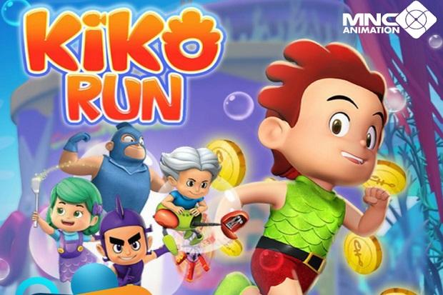 Game Endless Run, Ayo Berlari bersama Kiko di Kiko Run!