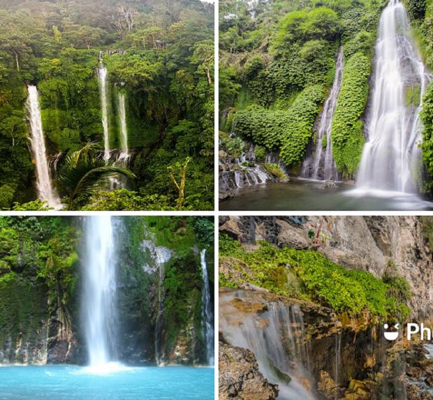 Wisata Selain Pantai Yuk Ke Air Terjun Tersembunyi Di Bali