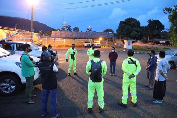PT Vale Kirim Tim Tanggap Darurat Ke Lokasi Gempa Mamuju