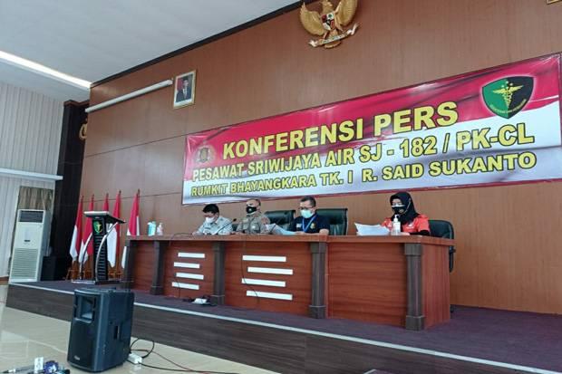 Butuh Data Tambahan Korban Sriwijaya Air, Tim DVI Periksa CCTV Bandara Soekarno-Hatta