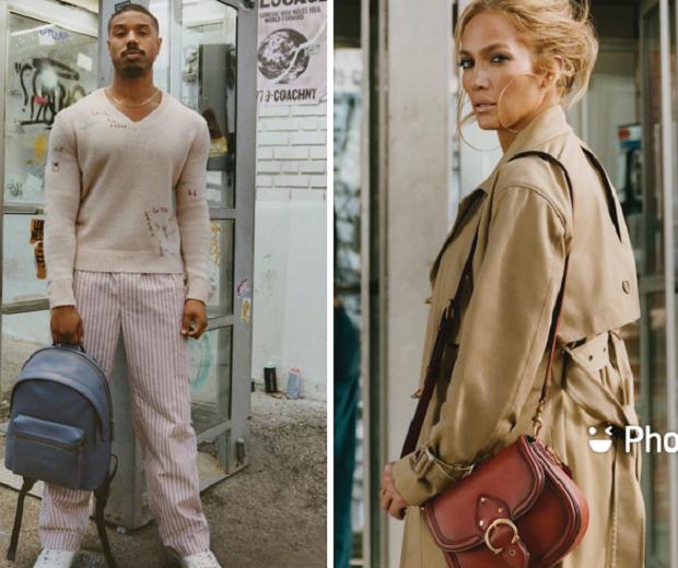 Reuni Jennifer Lopez & Michael B Jordan Promosi Koleksi Terbaru