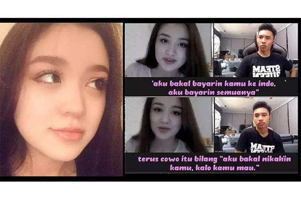 Netizen Diminta Realistis, Fiki Naki Akui Video dengan Dayana Cuma Kepentingan Konten