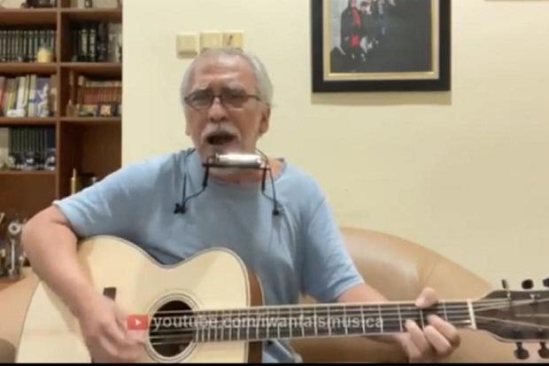 Iwan Fals Cerita Lagu Oemar Bakrie Awalnya Diberi Judul 'Abdul Gani'