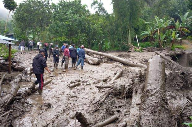 Dampak Banjir Bandang di Gunung Mas Puncak, Ribuan Warga Kota Bogor Alami Krisis Air Bersih