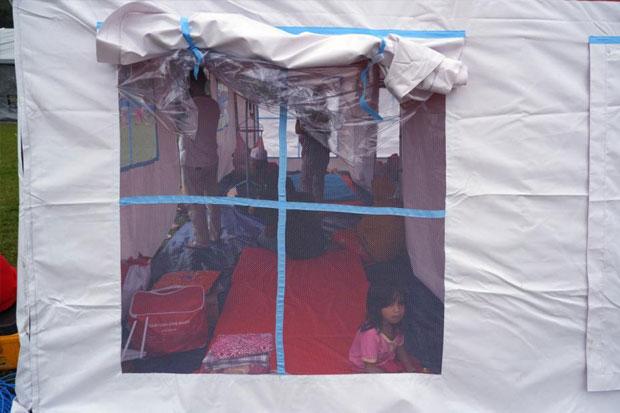 Disdukcapil Parepare Layani Dokumen Kependudukan Pengungsi Gempa