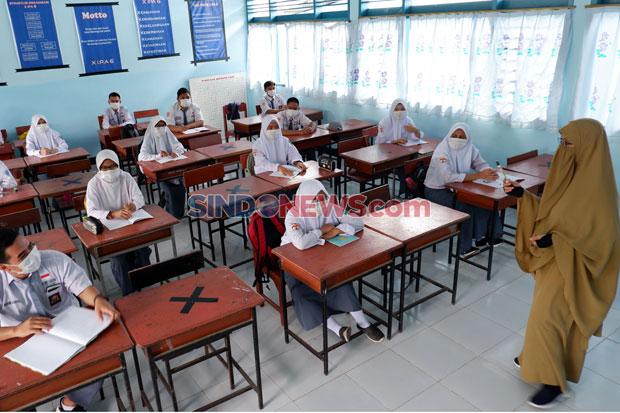 40 Sekolah di Kabupaten Maros Akan Direhab Tahun Ini