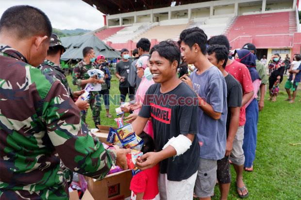 IKA Unhas Gorontalo Galang Bantuan untuk Korban Gempa Sulbar